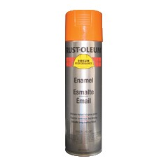 Rust-Oleum V2155838 15 oz. Spray Paint- Safety Orange