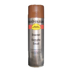 Rust-Oleum V2175838 15 oz. Spray Paint- Chestnut Brown