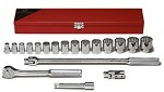Wright Tool 19 pc. Standard Socket Set 422